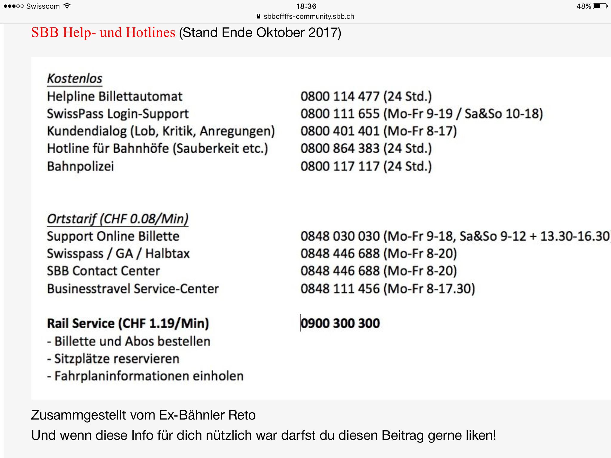 Gelöst Mehrwertsteuer Sbb Cff Ffs Community 11159